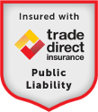 Public Liability insurance from Trade Direct
